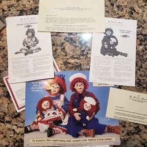 Other - New in box Danbury mint collector dolls